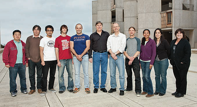 O'Leary Lab Photo